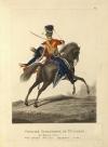 Обер-офицер Изюмского гусарского полка