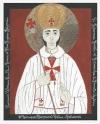"""Фабре-Палапра на иконе тамплиерской """"Иоаннической церкви"""""""