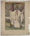 Фабре-Палапра в облачении Первосвященника