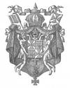 Герб ордена тамплиеров Фабре-Палапра