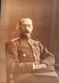 Генерал-майор Колобов Михаил Викторович, 1868-1944