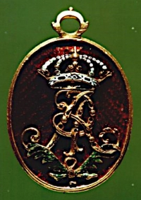Реверс медали, Ордена Белого Орла